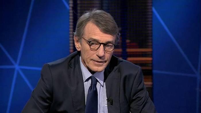 Video: Sassoli: EU bei Brexit einig