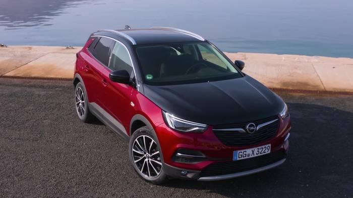 News video: Opel Grandland X Hybrid4 - Vorhang auf für den ersten Plug-in-Hybrid von Opel