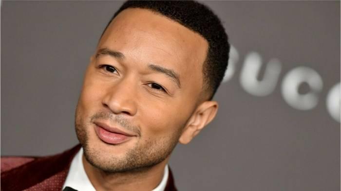Video: John Legend ist der neue