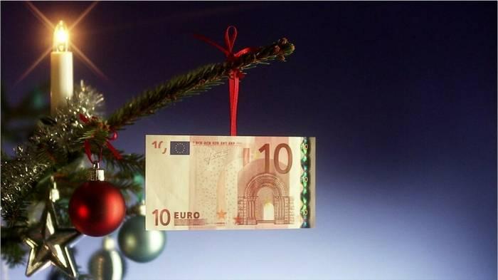 News video: Nur die Hälfte der deutschen Arbeitnehmer bekommt Weihnachtsgeld