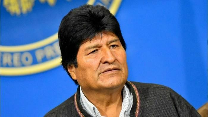 News video: Rücktritt: Präsident Evo Morales verliert Machtkampf in Bolivien