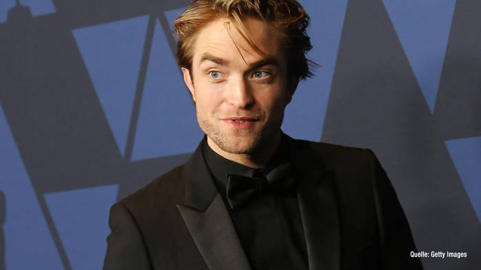 Video: Robert Pattinson findet