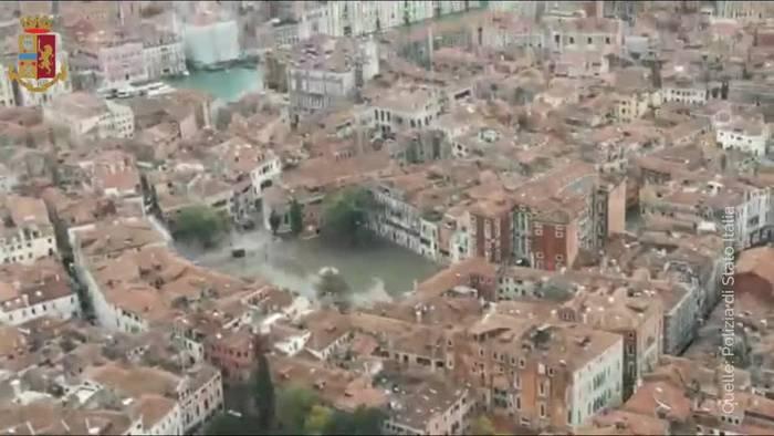 News video: Hochwasser in Venedig: Flutschutzprojekt in der Kritik
