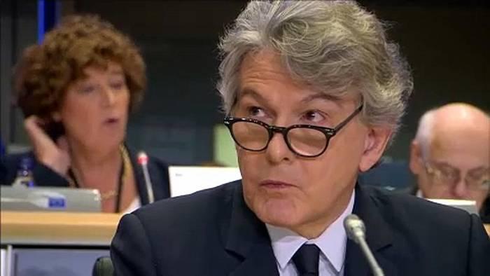 Video: Grünes Licht für Breton als Binnenmarkt-Kommissar