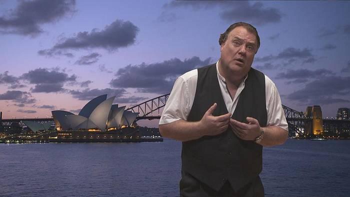 Video: Von Wagner bis zum Broadway: eine musikalische Reise mit Terfel am Opernhaus Sydney