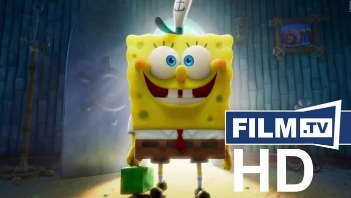 News video: Spongebob Schwammkopf: Eine Schwammtastische Rettung Trailer Deutsch German (2020)