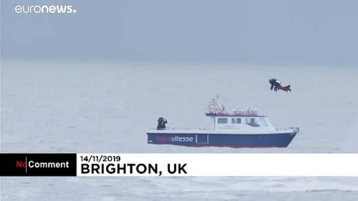 Video: 137 km/h: