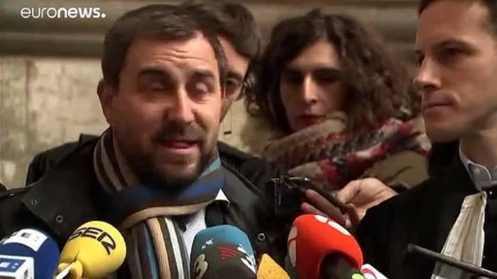 Video: Verhandlung katalanischer Seperatisten verschoben
