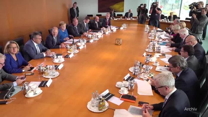News video: Bundeshaushalt 2020 steht: Mehr Geld für Arbeit und Soziales