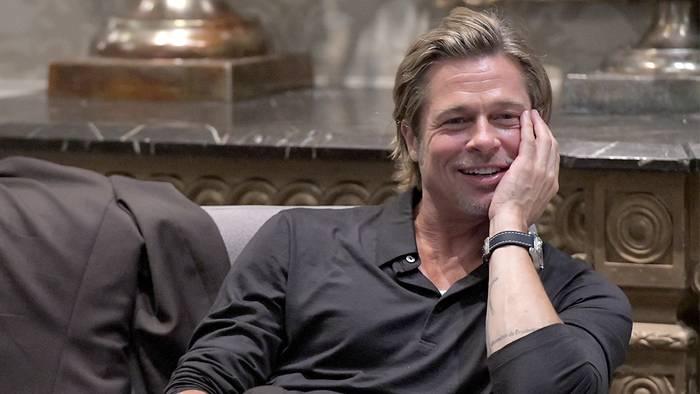 Video: Brad Pitt: Seine Nichte wird ihm immer ähnlicher!