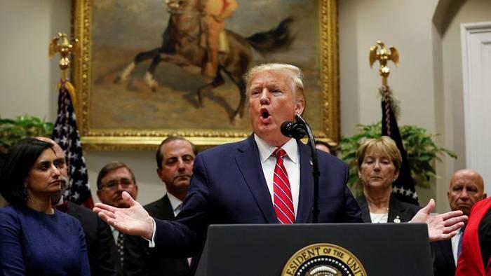 News video: Nach Aussage vor US-Kongress: Donald Trump schüchtert Zeugin auf Twitter ein