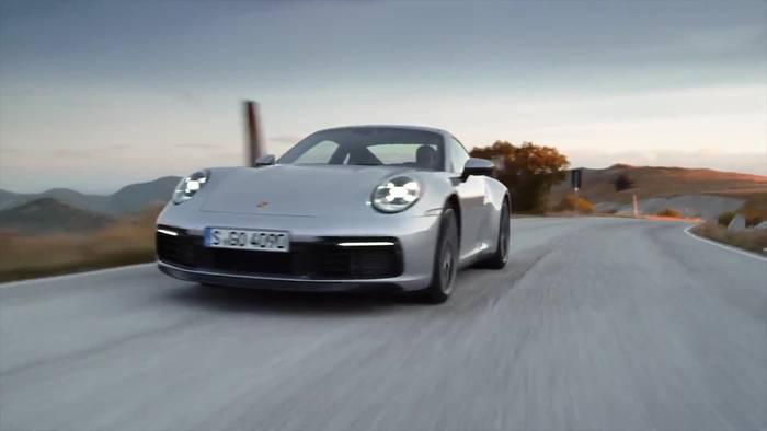 Video: Der neue Porsche 911 Carrera 4S - Die achte Generation einer Ikone