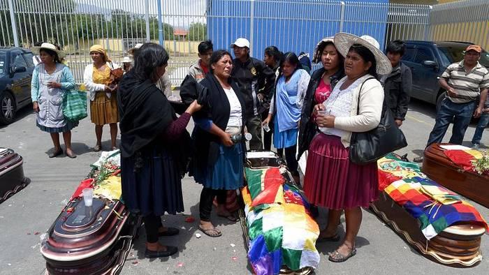 Video: Neue Tote bei Protesten - Bolivien droht im Chaos zu versinken