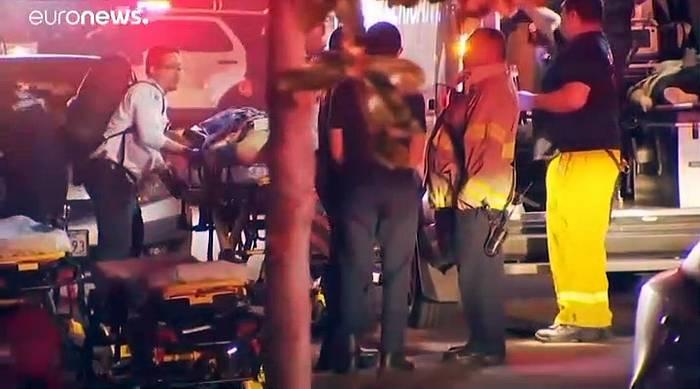 Video: Schießerei in Kalifornien: 4 Tote - sie schauten gerade Football im TV
