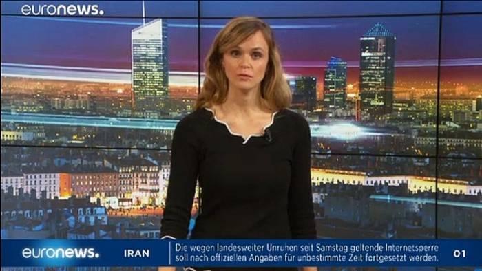News video: Funkloch Deutschland? | Euronews am Abend vom 18.11.19