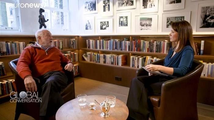 News video: Nobelpreisträger Stiglitz: Trump ist schuld an weltweiter Stagnation