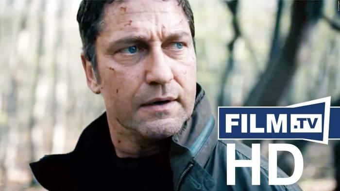 News video: Angel Has Fallen Trailer Deutsch German (2019)