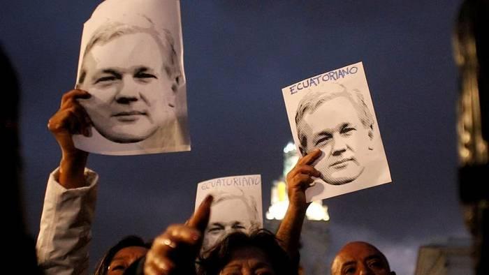 News video: Strafverfolgung gegen Assange eingestellt: