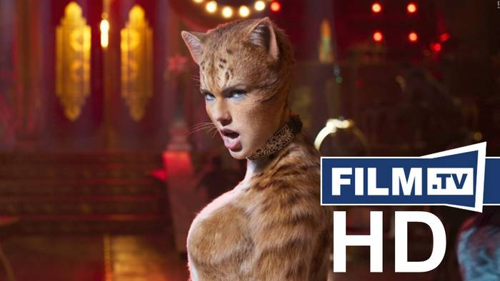 News video: Cats Trailer Deutsch German (2019)