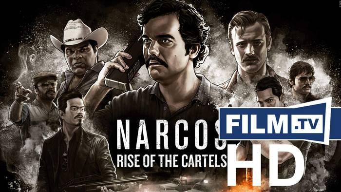 Video: Narcos: Netflix-Serie als Videogame Trailer Deutsch German (2019)