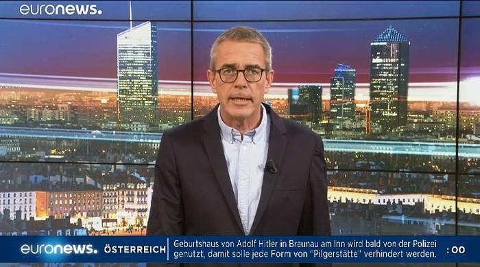News video: Euronews am Abend vom 20.11.2019