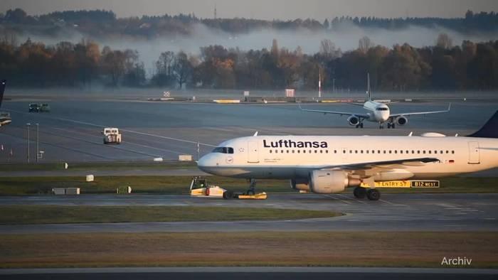 News video: Lufthansa-Schlichtung geplatzt - Parteien ringen weiter