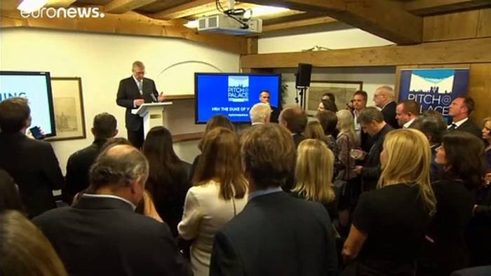 News video: Epstein-Skandal: Prinz Andrew tritt ab