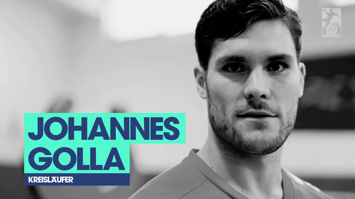Video: Handball-Masterclass: Flensburgs Johannes Golla zeigt die perfekte