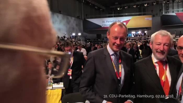 Video: Revolte gegen Kramp-Karrenbauer beim CDU-Parteitag?