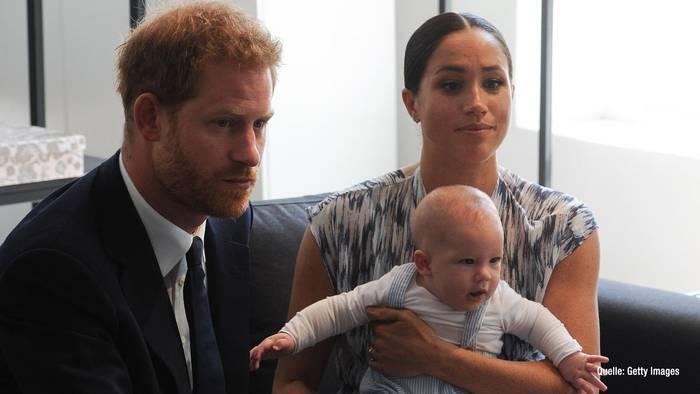 News video: Harry & Meghan: Was passiert mit Baby Archie im Scheidungsfall?