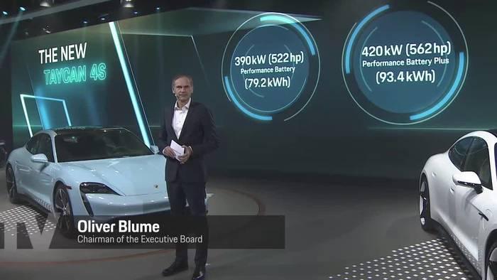 News video: Die Porsche-Pressekonferenz auf der L.A. Auto Show