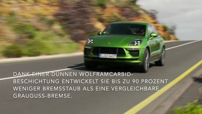 Video: Porsche Macan Turbo - stärker, schneller, agiler