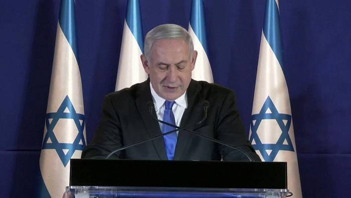 News video: Netanyahu trotz Anklage wegen Betrug weiter im Amt