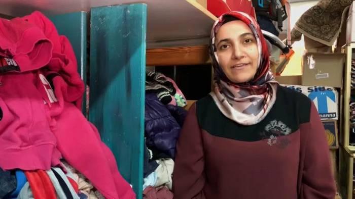 News video: Thessaloniki, ein sicherer Hafen für türkische Flüchtlinge