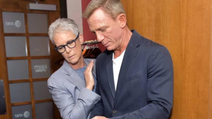 News video: Jamie Lee Curtis: Ihre Traumrolle neben Daniel Craig