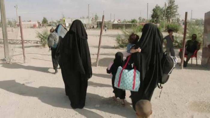 News video: Niederlande müssen 56 IS-Kinder nicht heimholen