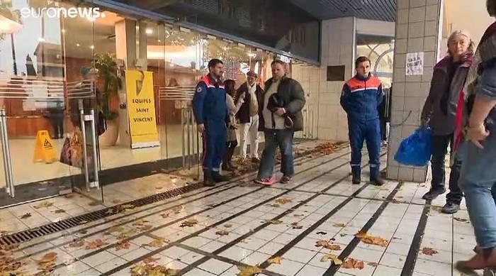 News video: Schwere Unwetter in Teilen Frankreichs und Italiens - 77-Jähriger vermisst