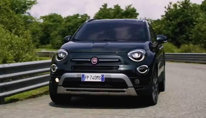 Video: Der neue Fiat 500X