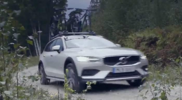 News video: Der neue Volvo V60 CROSS COUNTRY