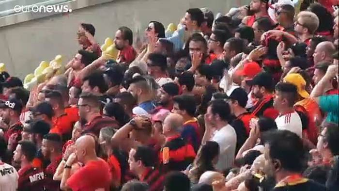 Video: Copa Libertadores: Flamengo gewinnt in dramatischem Endspiel