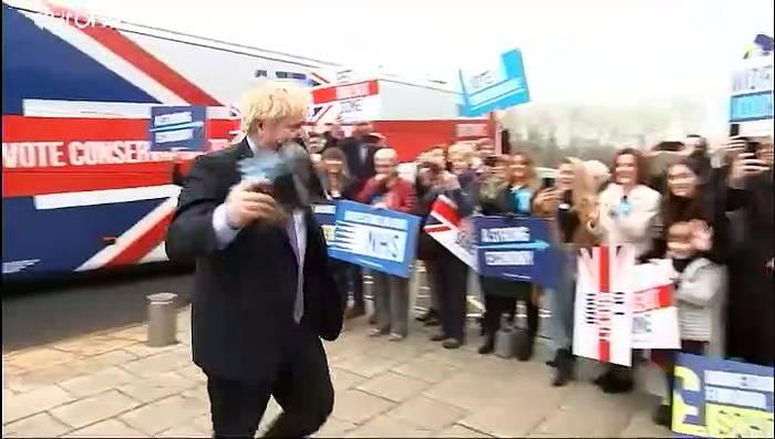 Video: Boris Johnson will Milliarden ausgeben