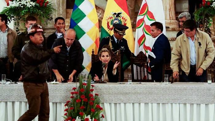 News video: Bolivien: Parlament und Regierung für Neuwahl ohne Morales