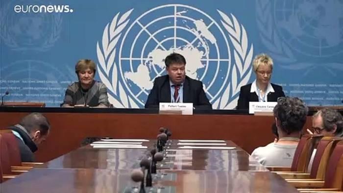 Video: WMO-Bericht: Treibhausgase in der Atmosphäre steigen auf Rekordniveau