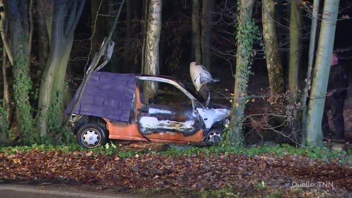 News video: Eine Tote und 70 Verletzte am Wochenende bei Unfällen