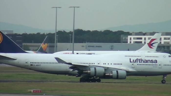 News video: Airlines wollen einheitliche europäische Luftverkehrssteuer!