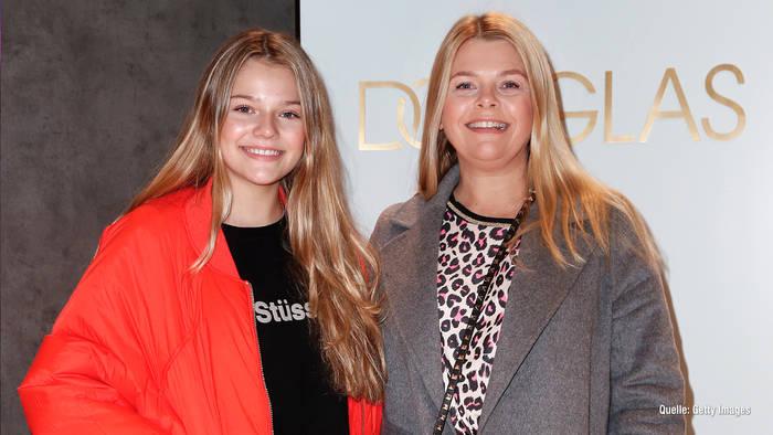 News video: Ist Faye Montana schuld? Mama Anne-Sophie ist Dauer-Single