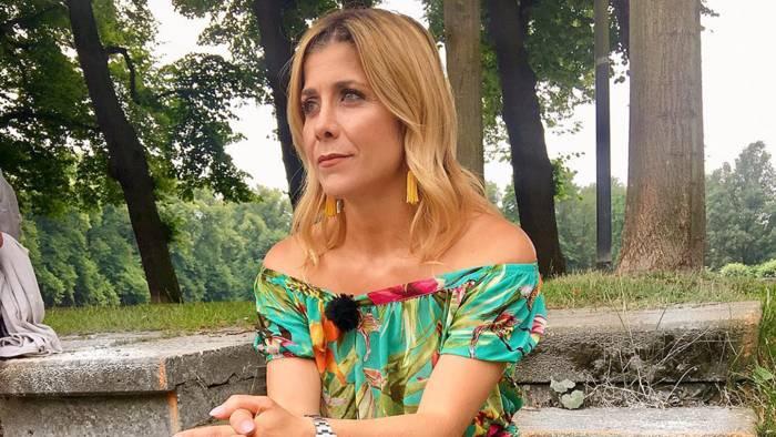 News video: Kranke Panagiota Petridou zieht sich durch ein Missgeschick leichte Verbrennungen zu