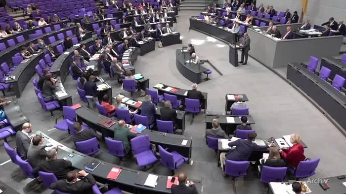 News video: Generaldebatte: Abrechnung zum Kurs der Koalition erwartet