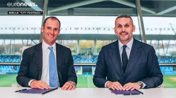 News video: Rekorderlös für Manchester City - Investor Silver Lake zahlt 500 Millionen Dollar