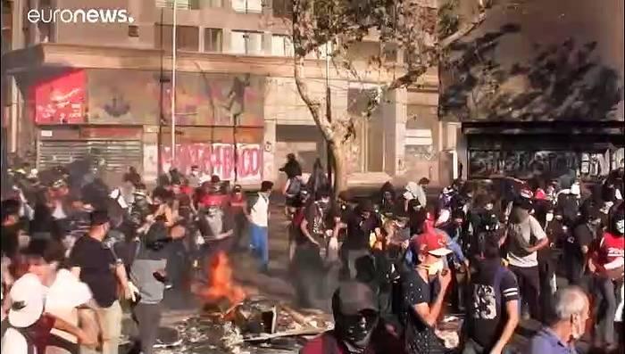 News video: Sexueller Missbrauch und Schläge: HRW klagt chilenische Polizei an
